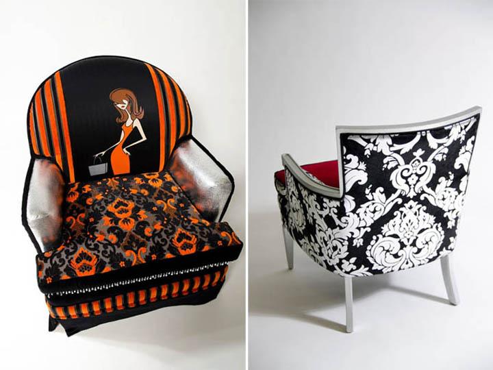 Ковры и кресла